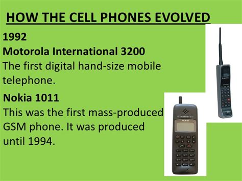 Essay On The Invention Of The Cell Phone